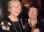 Joan Burckhart Gielow and June Stark Casey